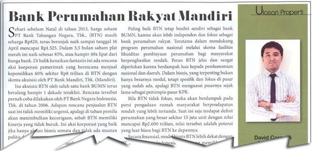 Bank Perumahan Rakyat Mandiri