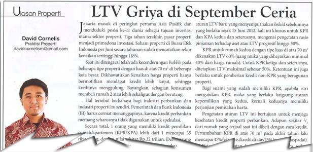 LTV Griya di September Ceria