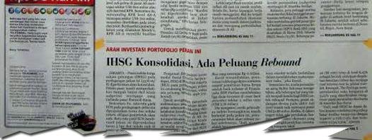 13 Agustus 2007 – IHSG Konsolidasi, Ada Peluang Rebound