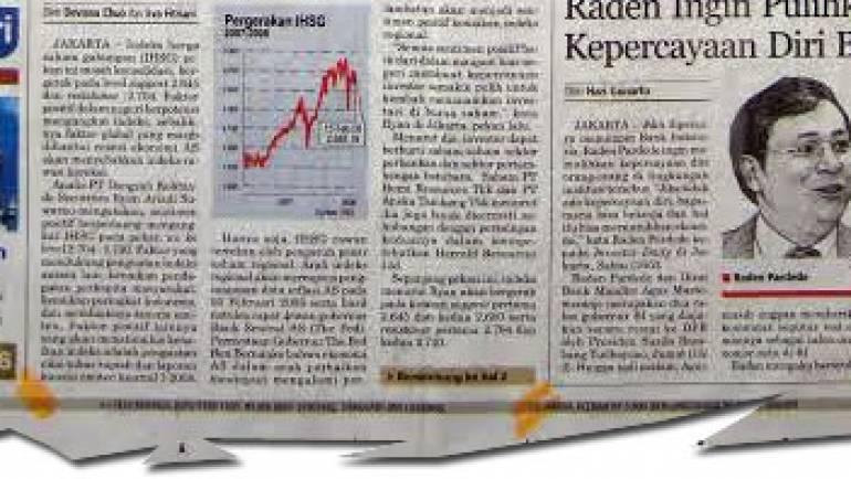 18 Februari 2008 – Indeks Saham Masih Konsolidasi