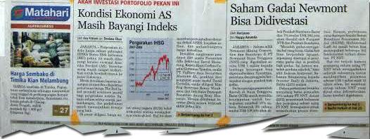 25 Februari 2008 – Kondisi Ekonomi RI Masih Bayangi Indeks